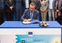 Signing Ceremony of the Innovation Deal