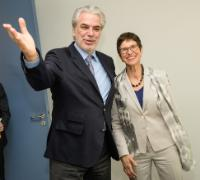 Visit of Ursula Mueller, Assistant Secretary-General of the United Nations for Humanitarian Affairs and Deputy Emergency Relief Coordinator in the Office for the Coordination of Humanitarian Affairs, to the EC