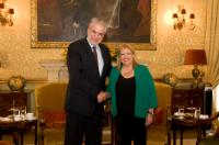 Visit by Christos Stylianides, Member of the EC, to Malta