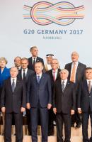 Sommet du G20 en Allemagne
