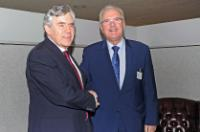 Visite de Neven Mimica, membre de la CE, aux Etats Unis