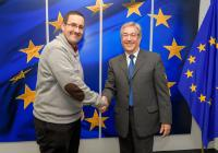 Visit of Eneko Aierbe, Director for Fisheries at Ecologistas en Acción, to the EC