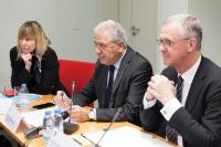Visit by Dimitris Avramopoulos, Member of the EC, to Portugal