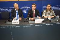 Joint press conference by Jyrki Katainen, Vice-President of the EC, and Vytenis Andriukaitis, Member of the EC, on the conclusions of the weekly meeting of the EC College