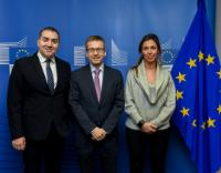Visit of the Representatives of Ordem dos Enfermeiros, to the EC