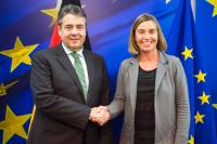 Visit of Sigmar Gabriel, German Federal Vice-Chancellor, and German Federal Minister for Foreign Affairs, to the EC