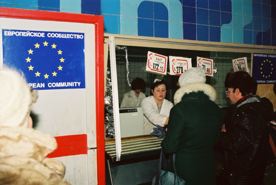 EC Emergency Food Aid to Russia