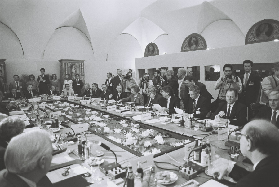 Milan European Council, 28-29/06/1985
