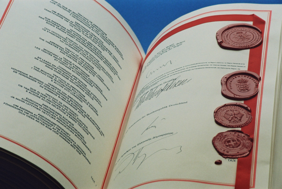 The Treaty of Amsterdam book
