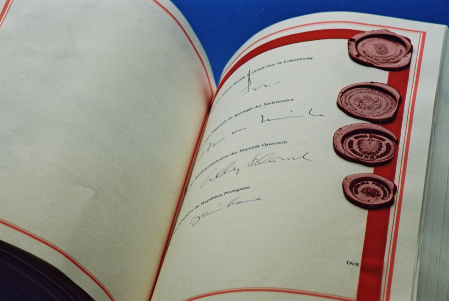 The Treaty of Amsterdam book