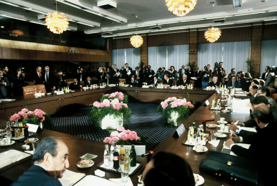 Luxembourg Informal European Council, 08/04/1991
