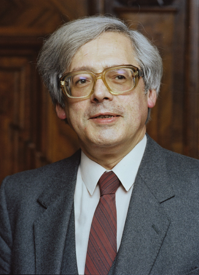 Jean Dondelinger, Member of the CEC