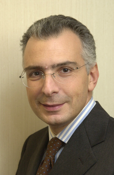 Stefano Sannino, membre du cabinet de Romano Prodi