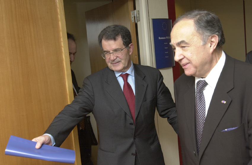 Visit by Habib Ben Yahia, Tunisian Minister of Foreign Affairs, to the EC
