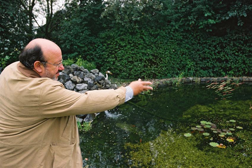 Louis Michel, Member of the EC