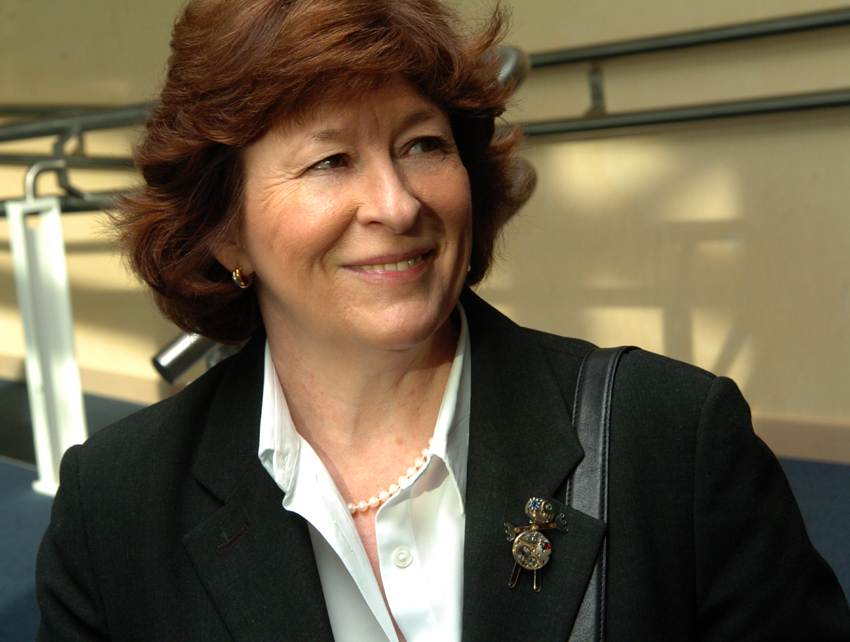 Visite de Louise Arbour, haut-commissaire des Nations unies pour les droits de l'Homme, à la CE