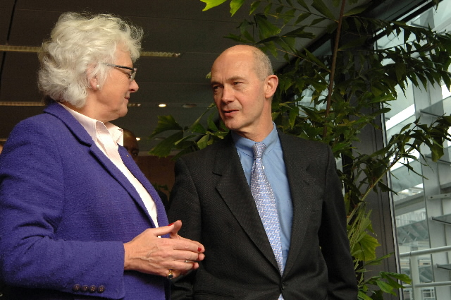 Visit by Pascal Lamy, Director-General of the WTO, to the EC