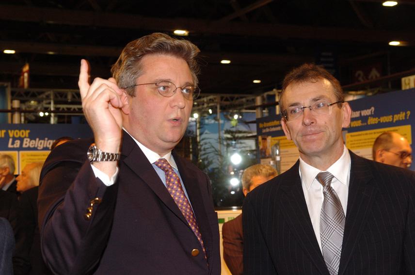 Andris Piebalgs, Member of the EC, at the