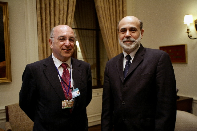 Visit by Joaquin Almunia, Member of the EC in charge of Economic and Monetary Affairs, to the United States