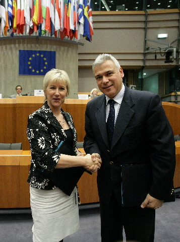Participation of Margot Wallström, Vice-President of the EC, in the 436th EESC Plenary Session