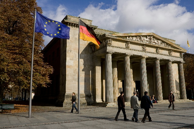The capitals of the EU: Berlin