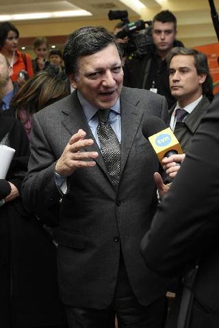 Visit of José Manuel Barroso, President of the EC, to Gdansk