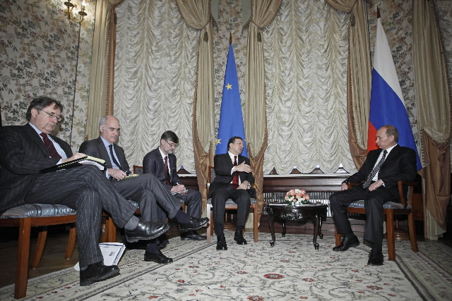 Meeting between the Commission and the Russian government in Moscow