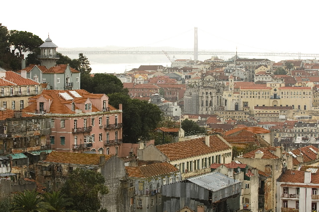 The capitals of the EU: Lisbon