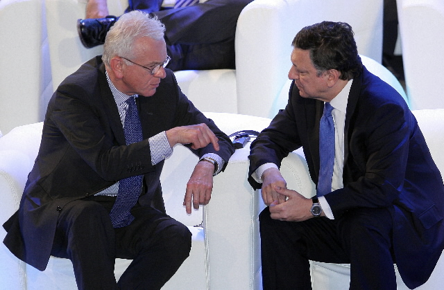 Visit of José Manuel Barroso, President of the EC, to Warsaw
