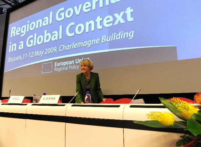 Speech of Danuta Hübner, Member of the EC, at the opening of the Conference on Regional Governance