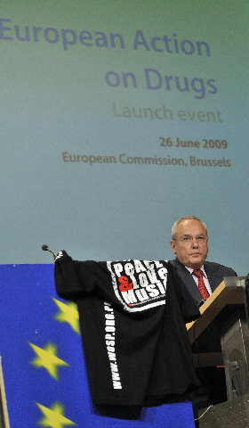 Lauch of the European Action on Drugs