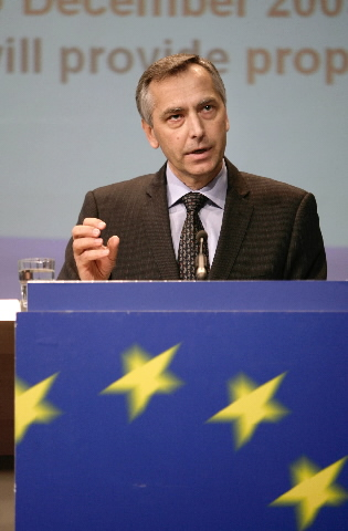 Press conference by Ján Figel', Member of the EC, on mobility opportunities for young people