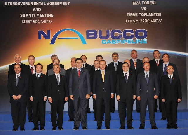 Signature of the Nabucco Intergovernmental Agreement