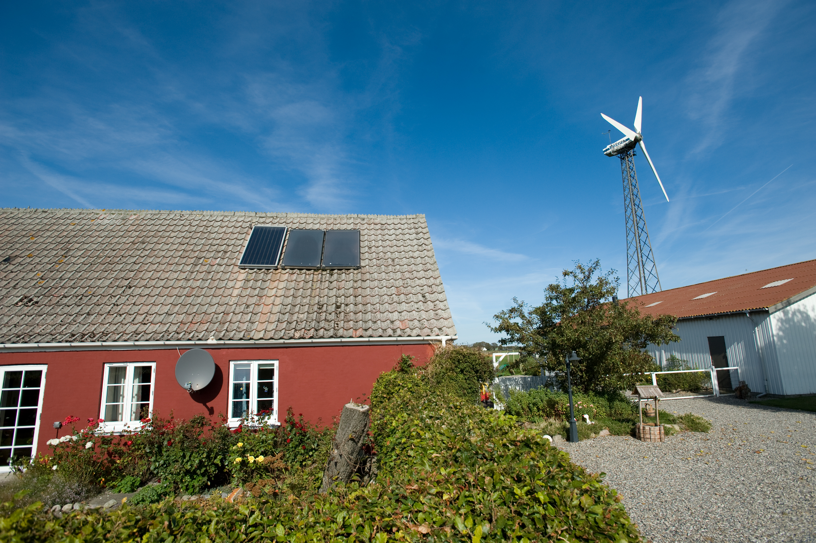 The island of Samsoe: an example of a self-sufficient community in renewable energy