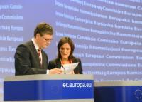Conférence de presse sur l'avenir des retraites