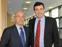 Visit of Brian Lenihan, Irish Minister for Finance, to the EC