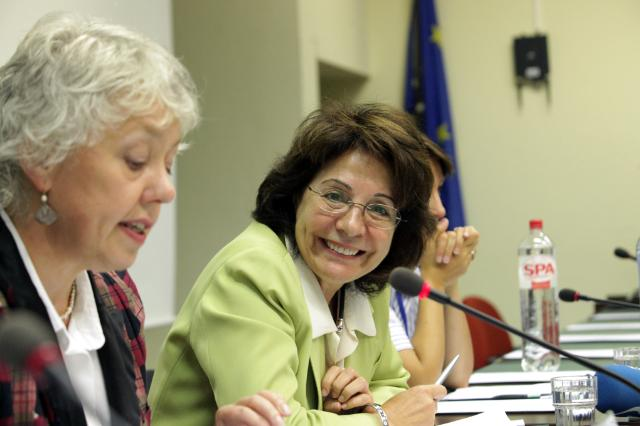 Participation of Maria Damanaki, Member of the EC, at the seminar: State of European Fish Stocks in 2010