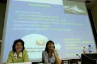 Participation de Maria Damanaki, membre de la CE, au séminaire :