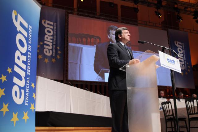 Participation of José Manuel Barroso, President of the EC, at the Eurofi Financial Forum