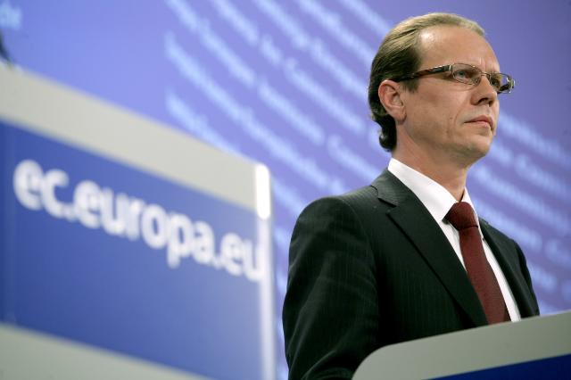 Press conference by Algirdas Šemeta, Member of the EC, on taxing the financial sector