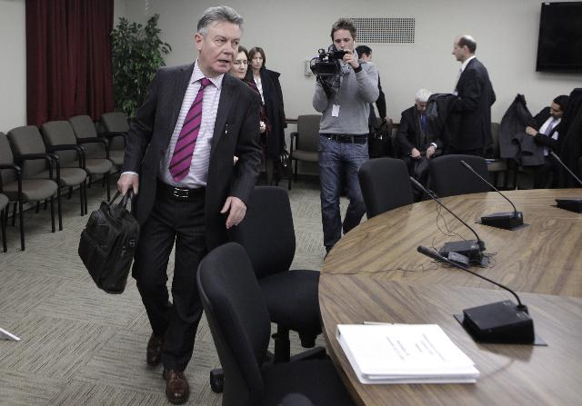 Visit of Karel De Gucht, Member of the EC, to the United States