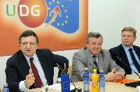 Visit of José Manuel Barroso, President of the EC, to Montenegro
