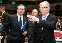 Participation of Olli Rehn and Michel Barnier, Members of the EC, at the conference to strengthen the foundations of integrated and stable financial markets, organised jointly by the EC and ECB