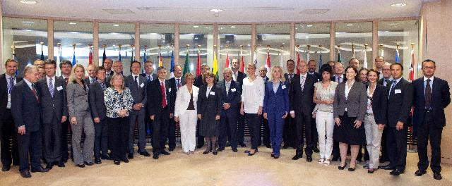 First meeting of the network of national SME Envoys in the framework of the implementation of the Small Business Act