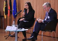 Participation of Cecilia Malmström, Member of the EC, at the conference on mobility and visa regulations in Europe