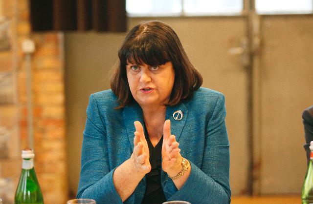 Máire Geoghegan-Quinn Credit © European Union, 2012