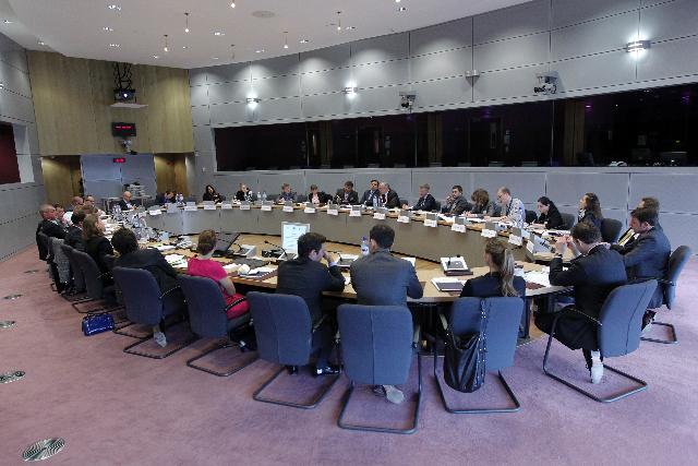 Participation d'Olli Rehn, vice-président de la CE, à un atelier sur le populisme