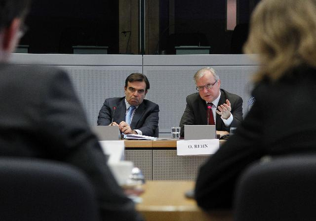 Participation of Olli Rehn, Vice-President of the EC, in a workshop on Populism