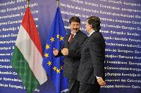 Visit of János Áder, President of Hungary, to the EC