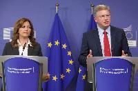 Visit of Suzana Grubješic, Serbian Deputy Prime Minister for European Integration, to the EC